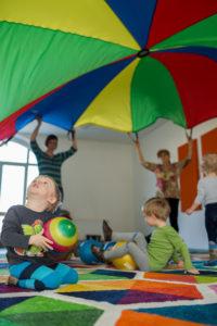 Cvičeníčko pro děti 1,5 - 3 roky