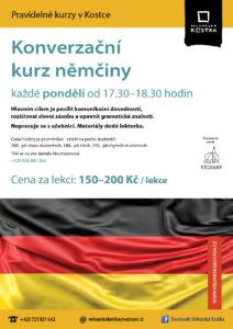 Konverzační kurz němčiny