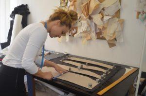 Konstrukce střihů sukně