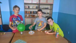 Příměstský tábor Veselá věda @ Velvarská Kostka