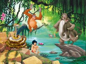 Příměstský tábor Kniha džunglí @ Velvarský Malvaňák